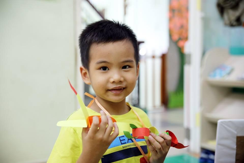 Các hoạt động giúp bé phát triển kỹ năng