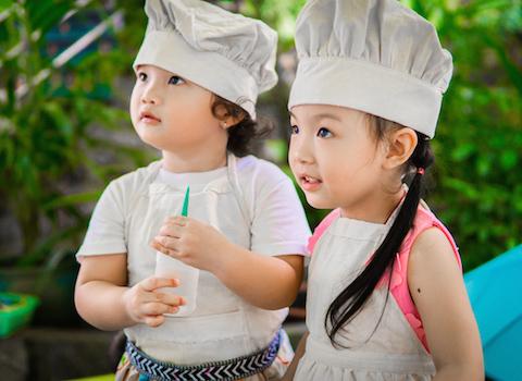 Thực đơn Mẫu Giáo (3 - 5 tuổi)