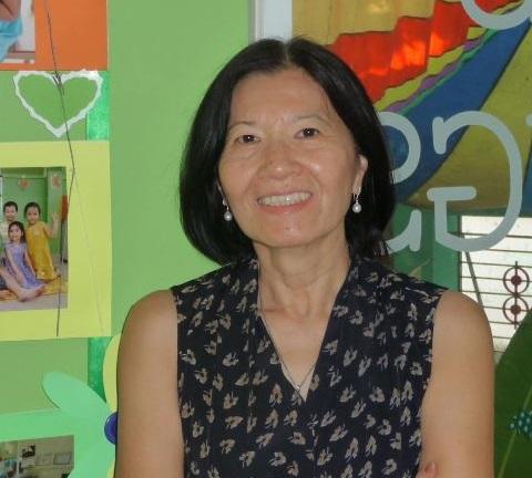 Cô Trần Kim Ánh - Cố vấn chuyên môn