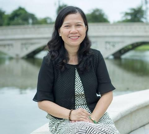 Cô Nguyễn Thị Thu Hà - Hiệu trưởng
