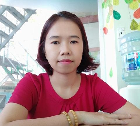 Cô Nguyễn Thị Kim Khánh - Hiệu phó Chuyên môn